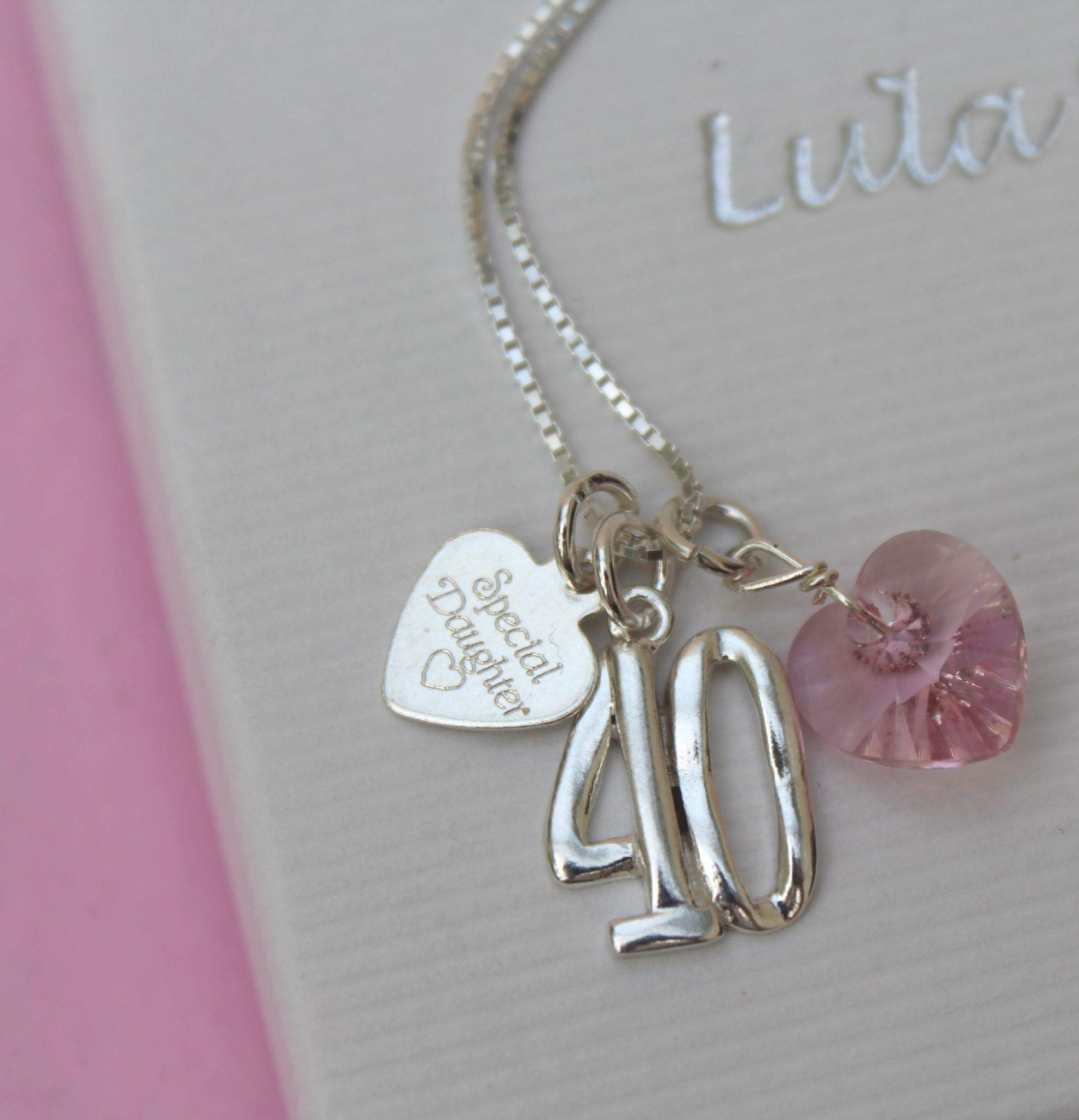 Gift Ideas For Daughters 40th Birthday