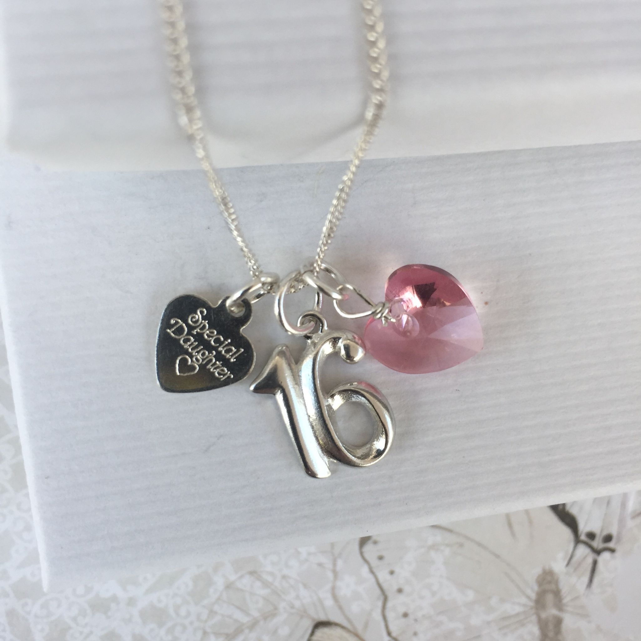 16th Birthday Jewellery Gift