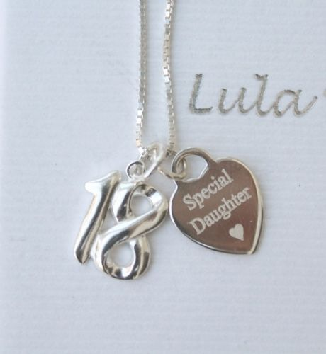 18th birthday gift for a granddaughter - FREE ENGRAVING