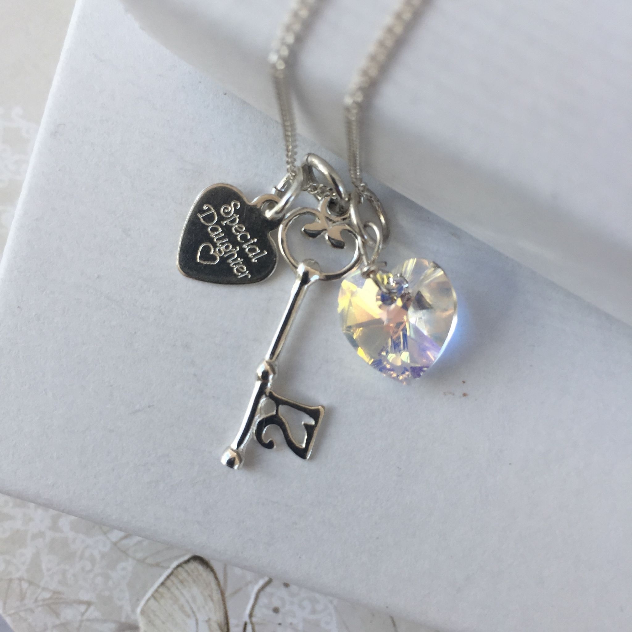 21st Birthday Gift Necklace 7920 P