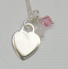 Engraved jewellery gift - FREE ENGRAVING