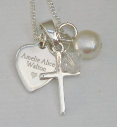 Special occasion jewellery gift - FREE ENGRAVING